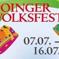 Poinger Volksfest
