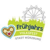 Hahn Festzelt - Kiliani und Frühjahrsvolksfest Würzburg