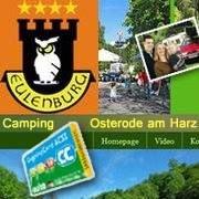 Campingplatz Eulenburg Osterode Harz