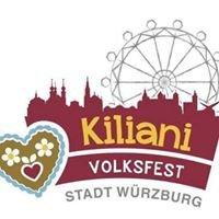 Kiliani Volksfest Würzburg