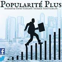 Popularité Plus