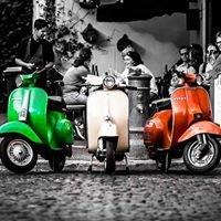 Ischia in scooter