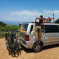 Elba bike shuttle & tour