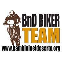 BND Biker Team - Bambini nel Deserto