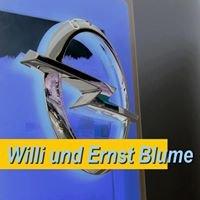 Automobile von Willi und Ernst Blume