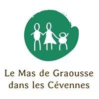 Le Mas de Graousse dans les Cévennes