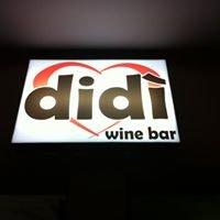 Didì Wine Bar