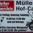 Müller's Hofcafe'