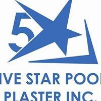 5 Star Pool Plaster Inc.