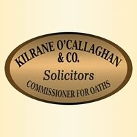 Kilrane O'Callaghan & Co., Solicitors.
