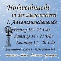 Waldweihnacht Albaching