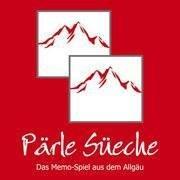 Pärle Süeche - Das Memo-Spiel aus dem Allgäu