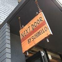 Next Door by Schibello