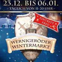 Wernigeröder Wintermarkt