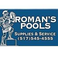 Romans Pool Supplies Service Inc