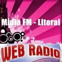 Midia FM -  Litoral