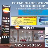 Estación de servicio Los Rodeos