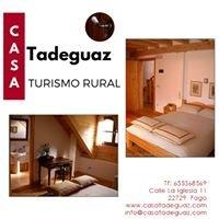 Alojamiento Turismo Rural Casa Tadeguaz