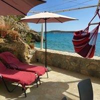 Kreta, Lykos Bucht - Conny & Jorgo