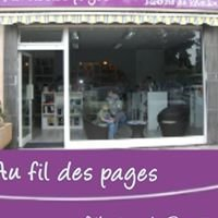 Au fil des pages - Librairie du Réveillon
