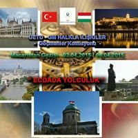 Uetd  GM Halkla ilişkiler Macaristan Gezisi