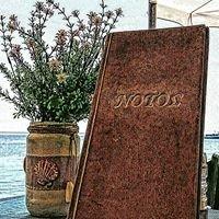 Notos - Restaurant & Rooms
