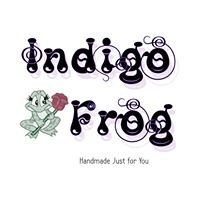Indigo Frog