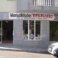 MEKANO (manualidades, bellas artes y parque de juegos)