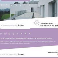 Centro Social Paroquial de Requião