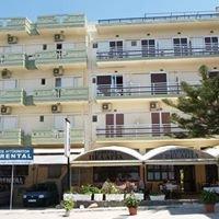 Frini Car Rental - Frini Hotel - Pelagia's Taverna