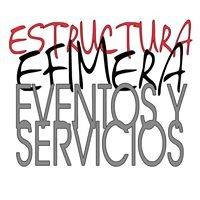 Estructura Efimera Eventos y Servicios