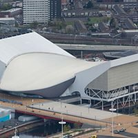 London 2012 Paralympic Games - Aquatic Centre