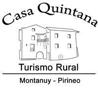 Casa rural Quintana Montanuy Pirineo
