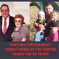 Horton's Supermarket