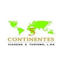 5 Continentes - Viagens e Turismo, Lda
