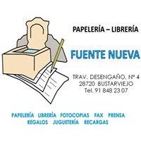 Fuente Nueva Librería y Papelería -Bustarviejo