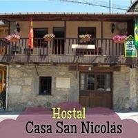 Hostal Casa San Nicolas