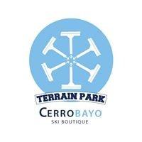 Terrain Park - Cerro Bayo