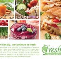 FRESH Healthy Café TAC