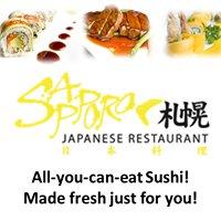 Sapporo Japanese Restaurant Hamilton