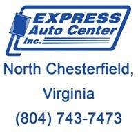 Express Auto Center, Inc.