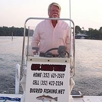 Big Red Fishing with Captain Dallas