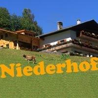 Ferienwohnungen & Hofschank Niederhof Martell
