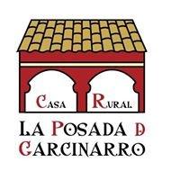 """Casa rural """"La Posada de Garcinarro"""""""