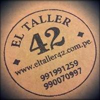 El Taller 42 Invitaciones