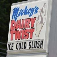 Mickey's Dairy Twist Saline
