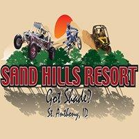 Sand Hills Resort, St Anthony Sand Dunes