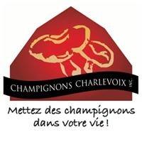 Champignons Charlevoix