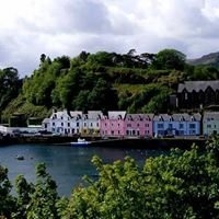 The Pink Guest House, Portree