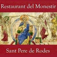 Restaurant del Monestir Sant Pere de Rodes